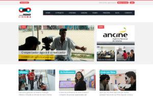 Site Novo Cinema - Aulas de roteiro, produção, edição, câmera e direção, oferece oficinas gratuitas de Audiovisual