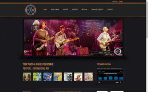 Site Radio Ciberdelia