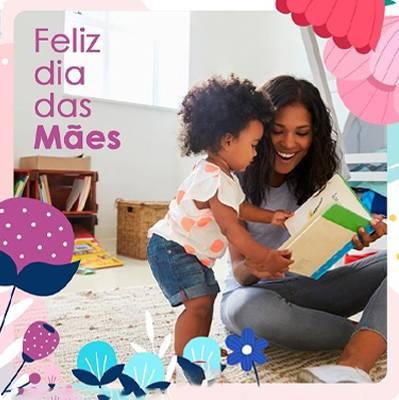 Imagem Gestão de Rede Social Dia das Mães